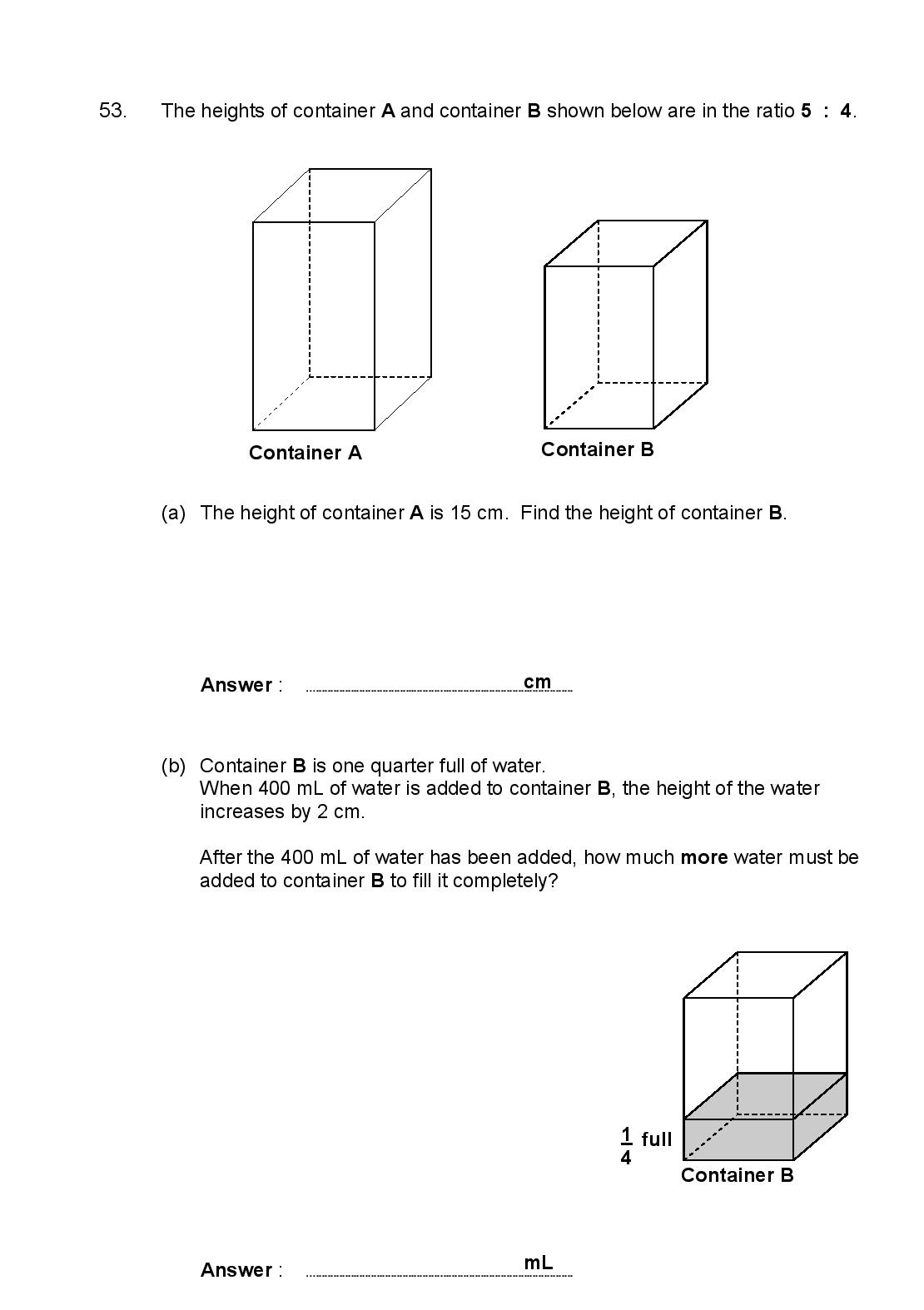 Workbooks high school fractions worksheets : cultural difference college essay thesises about pride and ...